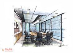 设计系网|手绘教程|手绘效果图|室内手绘|景观手绘|建筑手绘|----shejx.com