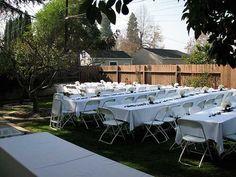Cheap Backyard Wedding Ideas backyard wedding ideas Small Backyard Wedding Best Photos Wedding Backyards And Receptions