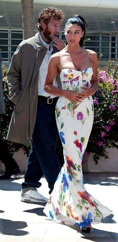 Monica Bellucci Becomes the Newest Bond Girl New Bond Girl, Bond Girls, Italian Women, Italian Beauty, Most Beautiful Women, Beautiful People, Dolce E Gabbana, Italian Actress, Trends 2018
