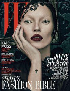 Kate Moss,Vogue