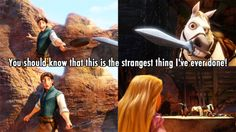 """""""You should know.."""" ~ Tangled (2010) ~ Movie Quotes #amusementphile"""