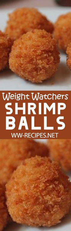 Shrimp fs sp per ball Ww Recipes, Easy Healthy Recipes, Fish Recipes, Seafood Recipes, Cooking Recipes, Picnic Recipes, Skinny Recipes, Healthy Food, Healthy Eating
