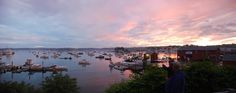 Photos like this make it easy to see why Boothbay has been named one of the 10 prettiest coastal towns in Maine Vacation Places, Vacation Destinations, Vacation Spots, Places To Travel, Places To Visit, Ogunquit Maine, Bangor Maine, Train Vacations, Maine New England