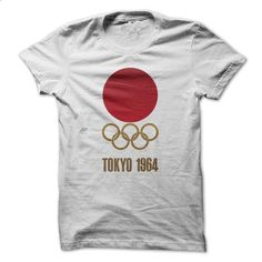 Japan Retro Tokyo Olympics 1964 - #unique hoodie #pullover hoodie. I WANT THIS => https://www.sunfrog.com/LifeStyle/Japan-Retro-Tokyo-Olympics-1964.html?68278