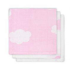 Tetra doek<br>30 x 30 cm<br>Collectie: Clouds:  Waar een baby is, mogen praktische hydrofiele producten niet ontbreken.  Handig en veelzijdig, super absorberend, makkelijk te wassen, droogt razendsnel