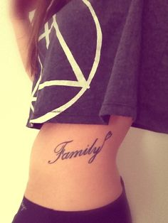 tattoo family - tattoos for girls