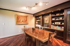 Library - 1775 Cragg Road, Greenbank Table, Furniture, Home Decor, Decoration Home, Room Decor, Tables, Home Furnishings, Desks, Arredamento