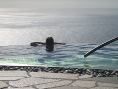 Infinity hot tub, Post Ranch Inn, Big Sur, CA ...want to go back!