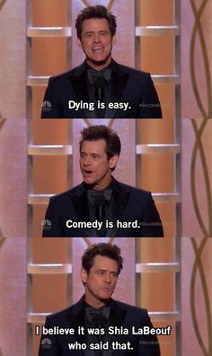 Funny pictures about Shots Fired by Jim Carrey at the Golden Globe. Oh, and cool pics about Shots Fired by Jim Carrey at the Golden Globe. Also, Shots Fired by Jim Carrey at the Golden Globe. Tina Fey, Jim Carrey, Funny Poems, Funny Quotes, You Funny, Really Funny, Funny Images, Best Funny Pictures, Humor