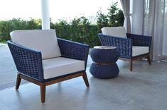 Cordas náuticas: material leva textura e novidades aos móveis da casa