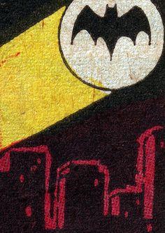 The Bat signal Old Comics, Vintage Comics, Comic Books Art, Comic Art, Comic Frame, Bat Symbol, Batman Poster, Comic Book Panels, Batman And Superman