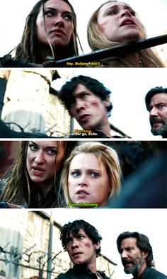 #The100 #Bellarke @oxmariieee