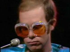 "ELTON JOHN / GOODBYE YELLOW BRICK ROAD (TOTP 1973) -- Check out the ""Super Sensational 70s!!"" YouTube Playlist --> http://www.youtube.com/playlist?list=PL2969EBF6A2B032ED #70s #1970s"