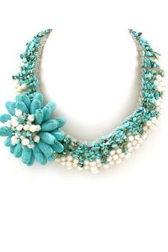 Gorgeous! but it looks very heavy to wear...