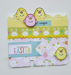 Easter #rolodex #memorydex by Lolly