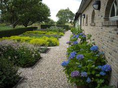 Bezochte privé tuin (groei en bloei 2011) Visit private garden Own picture