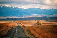 The Crazy Mountains of Montana. Wonderful Places, Beautiful Places, Beautiful Pictures, Montana Living, Gothic Script, Big Sky Country, Wheat Fields, The Mountains Are Calling, Open Spaces