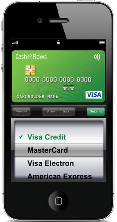 Our mobile payment terminal