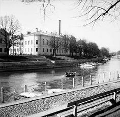Matkalla kaupunkiin 14.5.1936.
