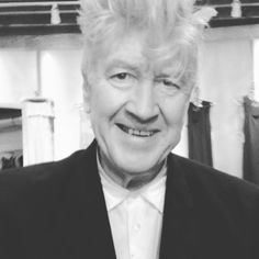 """Be true to yourself. Don't take no for an answer. And start your Transcendental Meditation.""  #davidlynch #inspiration #quote"