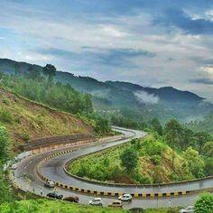 Muree Expressway Pakistan