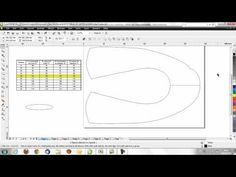 Software 3D de criação de calçados Delcam Crispin Shoemaker Coreldraw, Cad Software, Cad Cam, Footwear, Chart, 3d, Model, Shoe, Bouldering