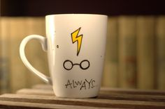 After all this time? ... Always.   Harry Potter Mug.