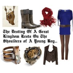 """""""Merlin"""" by favourite-fictional-fashions on Polyvore"""