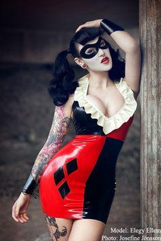 Elegy Ellem Harley Quinn Cosplay