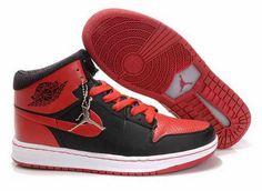 Nike Air Jordan 1 Black Red