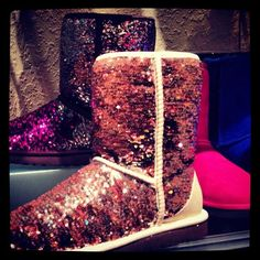 Want every UGG boot known to man!