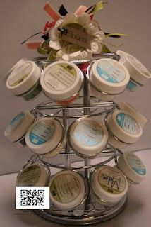 K-Cup Carousel for embossing powders!