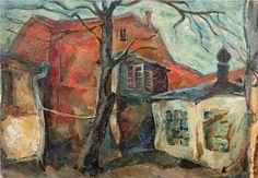 Autumn Day. Abraham Manievich