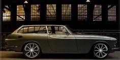 Caresto Custom Volvo P1800 GT – Sweden's got it's style back