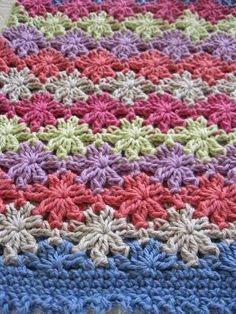 Crochet stitch by Cloud9