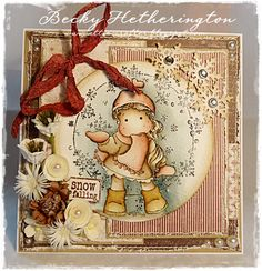 Cards By Becky: Winter Wonderland at Midweek Magnolias