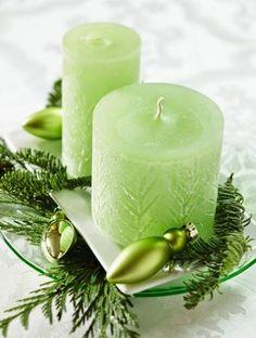 blog Vera Moraes - Decoração - Adesivos Azulejos - Papelaria Personalizada - Templates para Blogs: 45 ideias de centro de mesa para o Natal