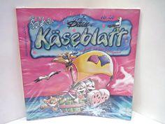 Diddl Käseblatt mit Postkarte Sammelkiste Nr. 23 Herbstausgabe 2000 Depesche - @mekpshop
