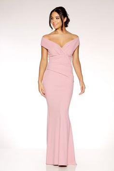 8e907fa2cc2 Latest Fashion Clothing Trends | QUIZ Fishtail Maxi Dress, Bodycon Fashion, Skater  Dress,