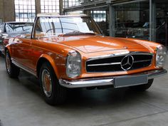 Dream car! Would like to have the engine remade into bio diesel!