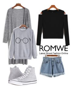 """""""....."""" by dolby ❤ liked on Polyvore featuring Converse"""
