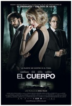 Directed by Oriol Paulo. With José Coronado, Hugo Silva, Belén Rueda, Aura Garrido. A detective searches for the body of a femme fatale which has gone missing from a morgue. Series Movies, Hd Movies, Horror Movies, Movies To Watch, Movie Tv, Film Watch, Movies Free, Movies Online, James Cameron
