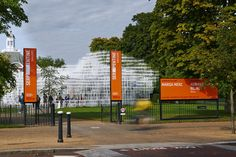 Serpentine Gallery - A Branded Experience