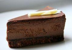 Шоколадный чизкейк (Чередование)