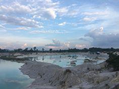 Danau kaolin  #lombokisland #ntb #wonderfulindonesia