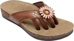 Wellrox Womens Daphne SandalBrown6 M >>> Read more reviews of the product by visiting the link on the image.