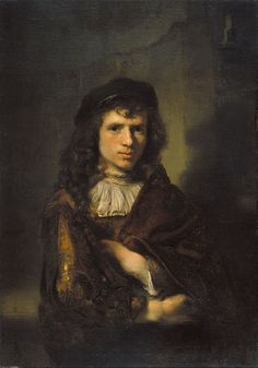 File:Willem Drost - Portrait of a Young Man - Google Art Project.jpg