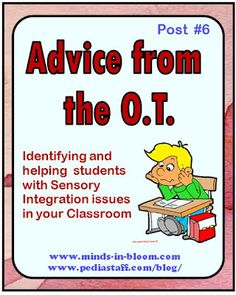 Minds in Bloom: Advice from the OT