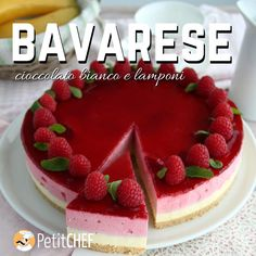 Cheesecake Torta, Cheesecake Recipes, Sweet Cooking, Fun Cooking, Cheesy Recipes, Sweet Recipes, Mango Mousse Cake, Appetizer Recipes, Dessert Recipes