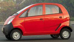 Tata Nano with Micro Tires. - BREADBOX ON TINY WHEELS